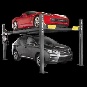 Bendpak Hd 9xw 9 000 Lb Capacity 4 post Lift
