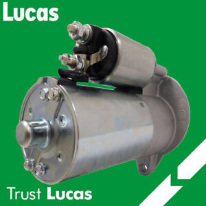Lucas Starter For Ford Lincoln Mercury Automotive Marine 5 0 302 5 8 351 3 8 4 9