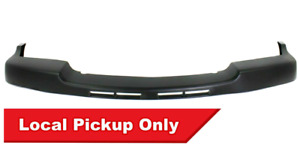 New Front Bumper Top For 2000 02 Chevrolet Silverado 2500 Hd 15746399 Gm1051106