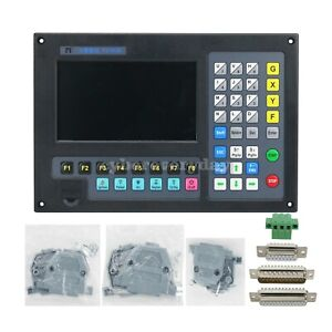2 Axis Controller For Cnc Plasma Cutting Machine Laser Flame Cutter F2100b Dt55
