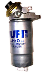 Fuel Filter Head Ford New Holland 7740 8240 6610 7810 7840 5640 8340 W Filter