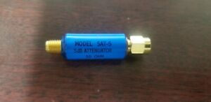 Mini circuits Sat 5 5db 50 Ohm Attenuator Dc 1500mhz