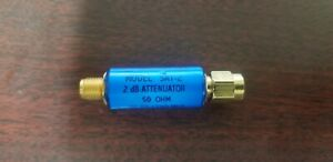 Mini circuits Sat 2 2db 50 Ohm Attenuator Dc 1500mhz