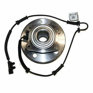 Front Wheel Bearing Hub Assembly Fits Chrysler Town Country 2008 2009