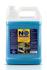 Optimum No Rinse Onr Rinseless Car Wash And Shine 1 Gallon