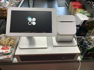 Clover Pos Station Complete System