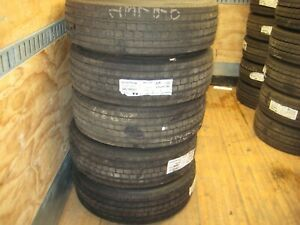 Goodyear 245 70 19 5 G647 Rss Truck Tires Brand New
