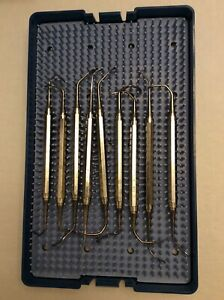 Sinus Lift Instruments Salvin 1 8 And Freer Lightly Used