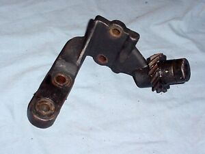 Associated United Hit Miss Gas Engine Bracket For Small Magneto