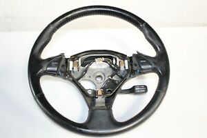 2000 05 Toyota Celica Gts Automatic Front Driver Left Steering Wheel J9000