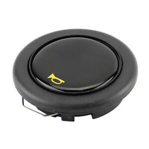 Universal Vehicle Modification Car Steering Wheel Horn Button Black Wt