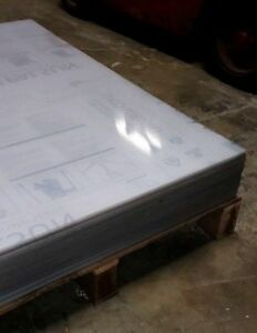Clear Polycarbonate Sheets 4pcs 48 X 16 X 1 4 Lexan Makrolon