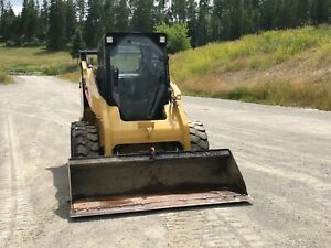 2009 272c Cat Skid Steer