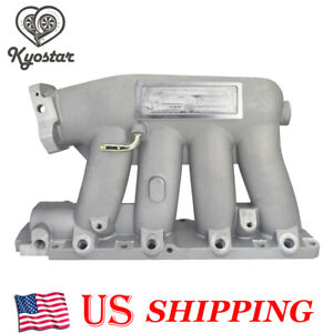 Cast Aluminum Intake Manifold For 06 11 Civic Si K20z3 04 08 Acura Rsx K24a2