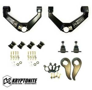 Kryptonite Stage 2 Leveling Kit 2011 2019 Chevy Gmc 2500hd 3500hd 6 6l Duramax