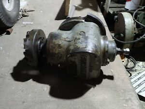 Cincinnati Right Angle Vertical Mill Milling Head For Horizontal Mill Used Good