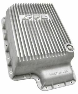 Ppe Raw Deep Transmission Pan For Ford 5r110 Ford 2003 2007 6 0l 328051000