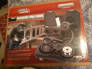 Lincoln Electric Magnum Pro 100sg Spool Gun For Welding K3269 1 brand New