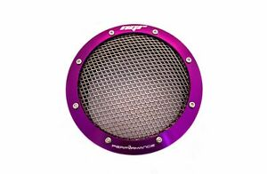 Ngr Turbo Filter drag Edition Turbo Protector Guard Purple 3 Inch
