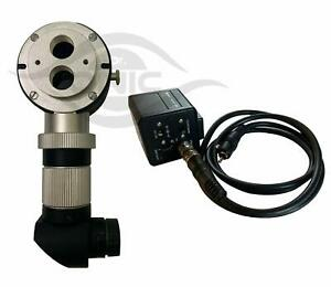 Beam Splitter c Mount Hd Camera With German Prisms For Slit Lamps