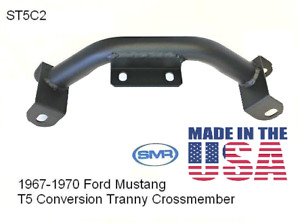 Ford Mustang T5 Conversion Tranny Crossmember 1967 1970