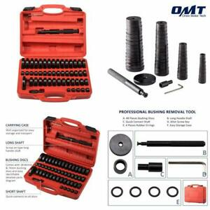 Orionmotortech 52 In 1 Custom Bushing Driver Set Transmission Wheel Axle Beari