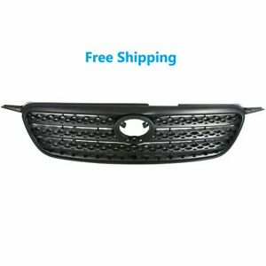 New Front Grille 2005 2006 Toyota Corolla Sedan Grill To1200280 5310002100b0