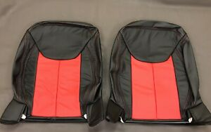 2013 18 Jeep Wrangler Jk 4 Door Custom Katzkin Black Salsa Leather Seat Covers