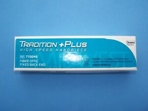 New Midwest Tradition Plus Fiber optic Dental Handpiece