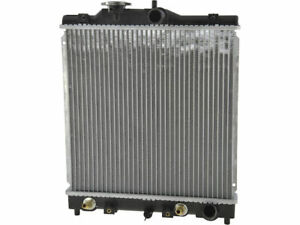 Radiator For 1992 2000 Honda Civic Ex 1993 1994 1995 1996 1997 1998 1999 B465qm