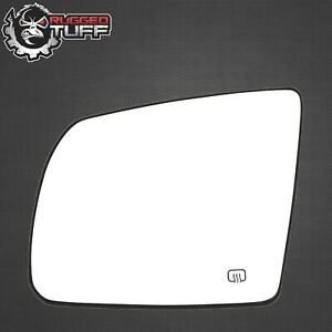 Driver Side Mirror Heated Glass Backing Fits Toyota 08 17 Sequoia 07 19 Tundra
