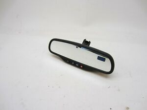 07 08 Saturn Outlook Rear View Mirror Auto Dim Onstar Compass