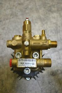 Ar Sjv3g31 1 3100 Psi 3 0 Gpm Direct Drive Pressure Washer Pump Ez Start