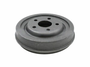Rear Brake Drum For 1985 1986 Dodge Omni Glh Q665qs Brake Drum 5 Lug