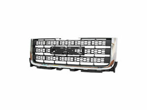 Grille Assembly For 2011 2014 Gmc Sierra 2500 Hd 2013 2012 S764nm