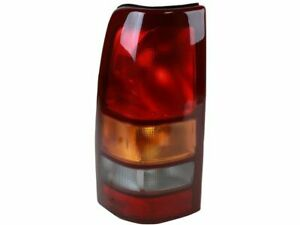 Left Tail Light Assembly For 1999 2002 Chevy Silverado 1500 2000 2001 S978xv
