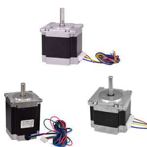 57 Stepper Motor Nema 23 High Torque Motor 45 56 76mm For Reprap 3d Printer Cnc