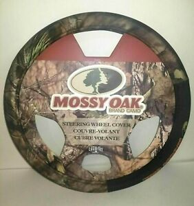 Mossy Oak Camouflage Steering Wheel Cover Country Roots Repels Water