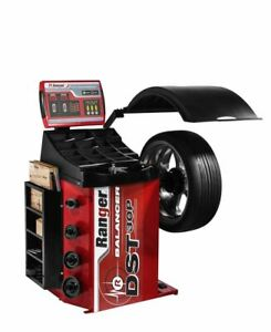 Ranger Dst30p Six Second Balancing Time Wheel Balancer