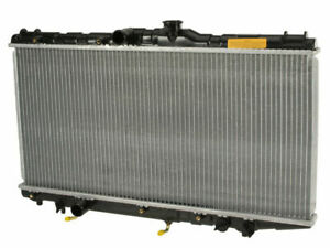 Radiator For 1988 1992 Toyota Corolla Dlx All Trac 4a fe 1990 1989 1991 B181dv