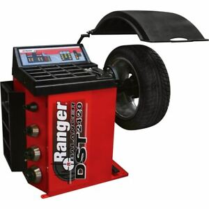 Ranger Dst 2420 30 Maximum Wheel Diameter Capacity Wheel Balancer