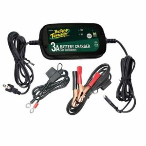New Battery Tender Power Plus 3 Amp Charger By Deltran