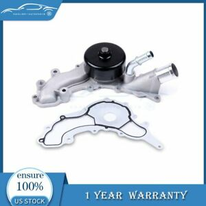 Aw6169 New Engine Water Pump For 2011 2016 Chrysler Dodge Jeep 3 6l V6 Wp 2408