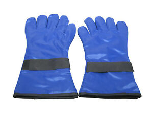 X ray Imported Flexible Material Protective Lead Gloves 0 35mmpb Blue Fe09 1 Em