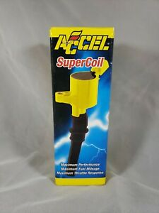 Accel 140032 Supercoil Direct Ignition Coil 1998 2008 Ford 4 6l 5 4l 6 8l
