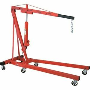 Ranger Rsc 2tf 2 Ton Folding Shop Crane