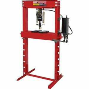 Ranger 20 Ton Commercial Grade Hydraulic Press Rp 20hd