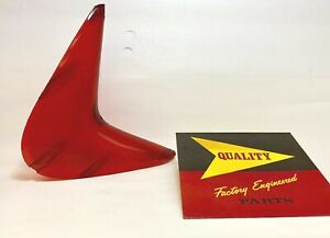 1960 Chrysler Town And Country Station Wagon Tail Light Lens Left Side New