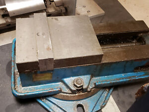 6 Inch Mill Vise