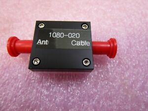 1 Low Noise Amplifier 1080 020 18db Lna 4 0 8 5 Ghz Cable Powered
